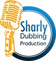 Sharly Dubbing Logo Production 120 site