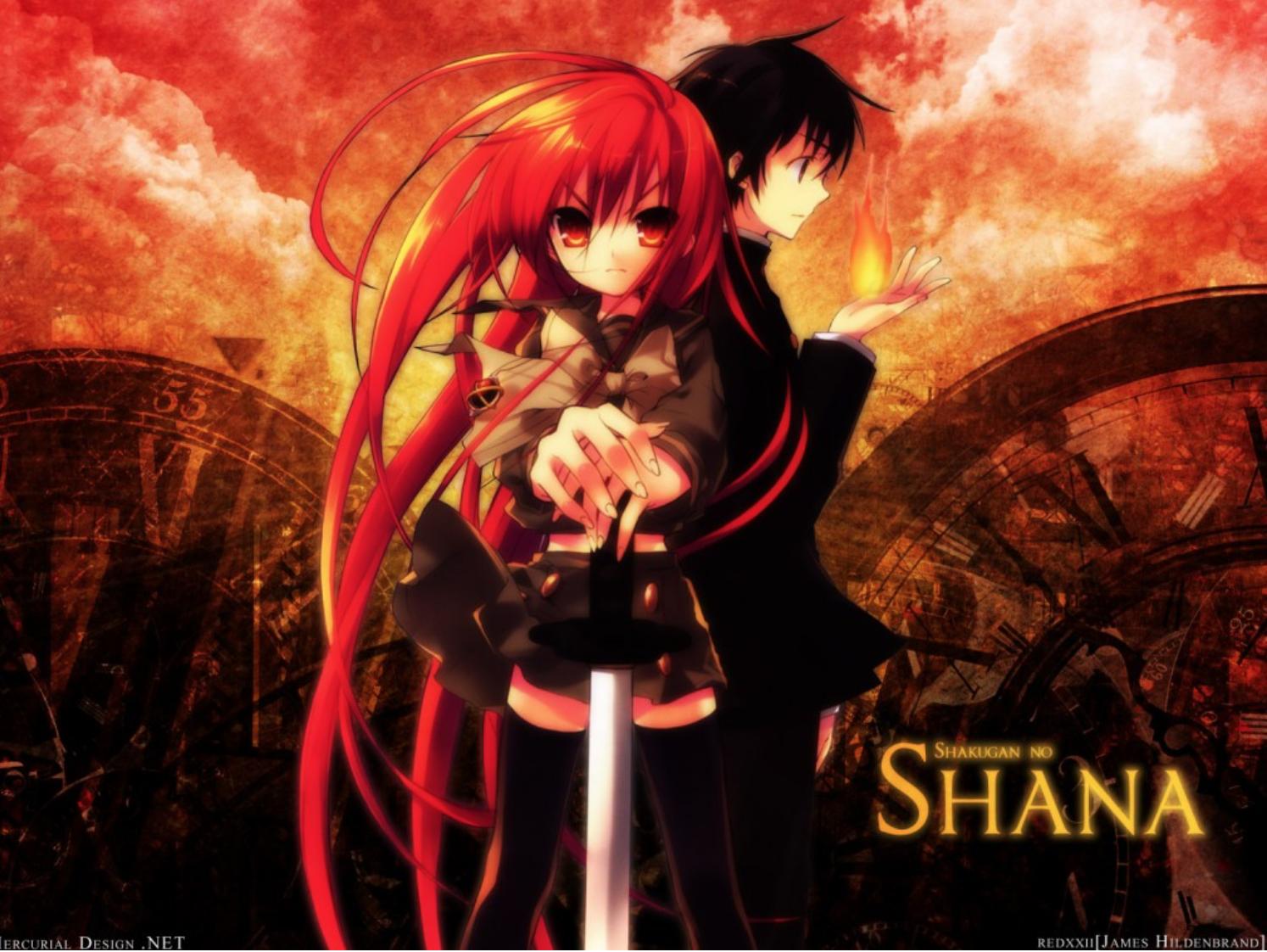 Shakugan No Shana